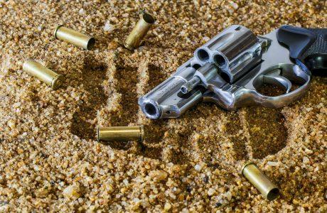 בדיקת פוליגרף הוכיחה שהנאשם חטף נשק משוטר וירה עליו